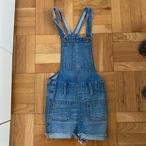 Denim overalls new with tags